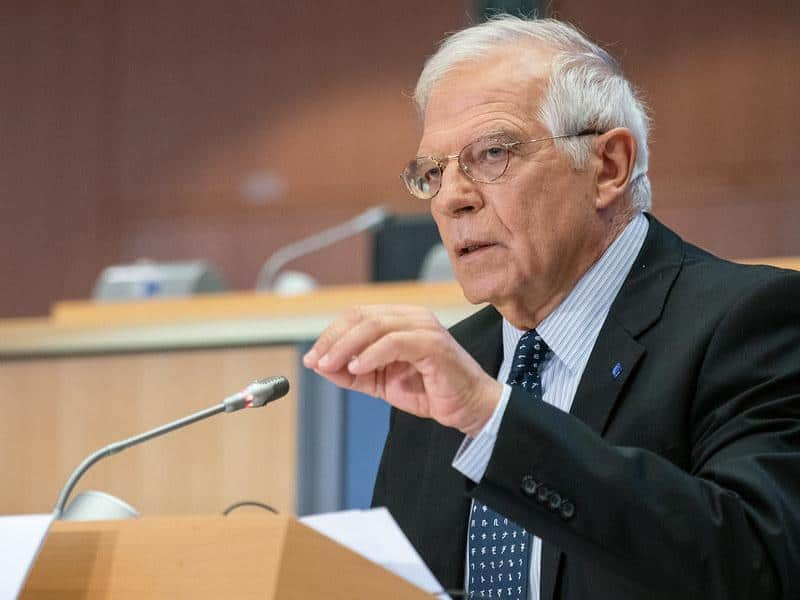 EU Top Diplomat To Discuss Way Out With Iran