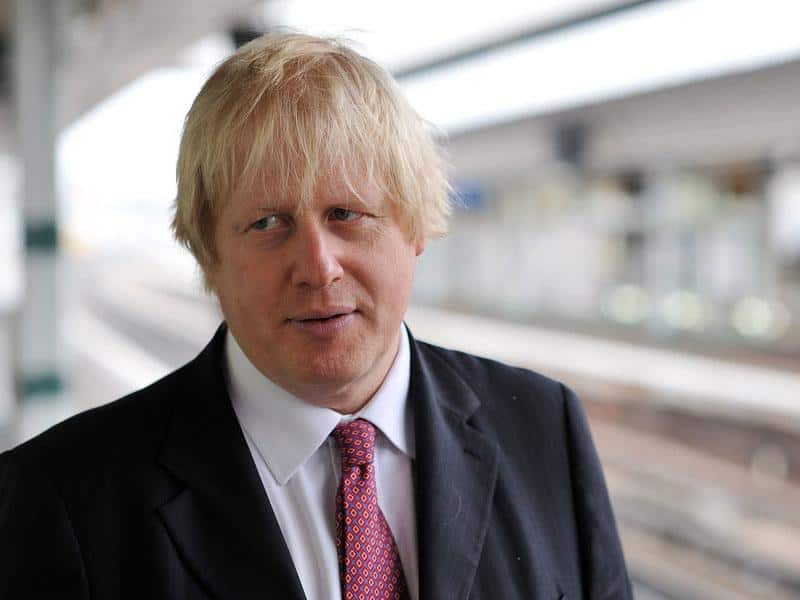 Boris Johnson calls major nations to pledge for 2050 net-zero emission