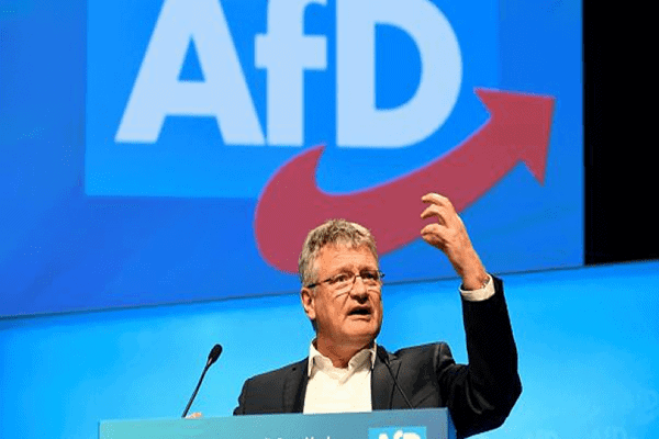German far-right party AfD blamed over racist violence after the Hanau shooting