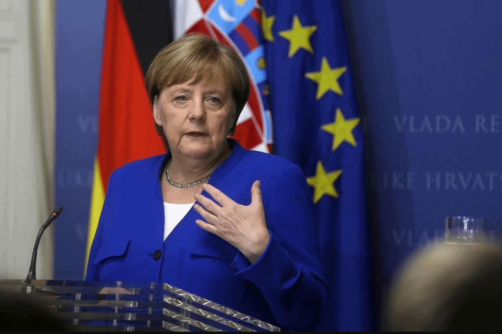 Pressure rises on Angela Merkel's CDU to find a new leader following AKK's resignation