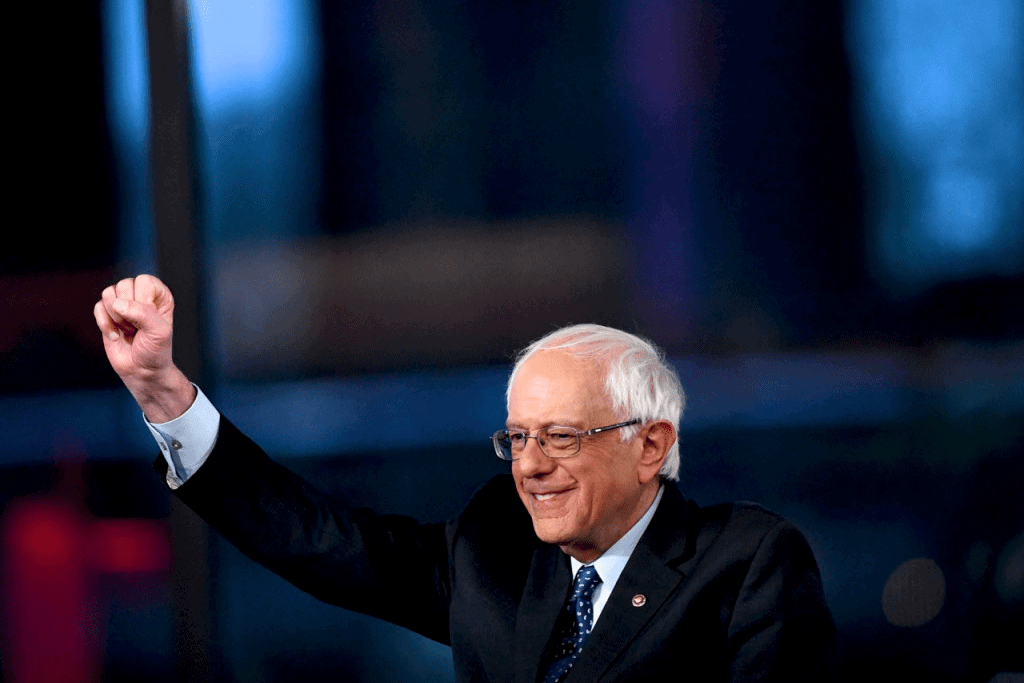 Bernie Sanders Wins Popular Vote
