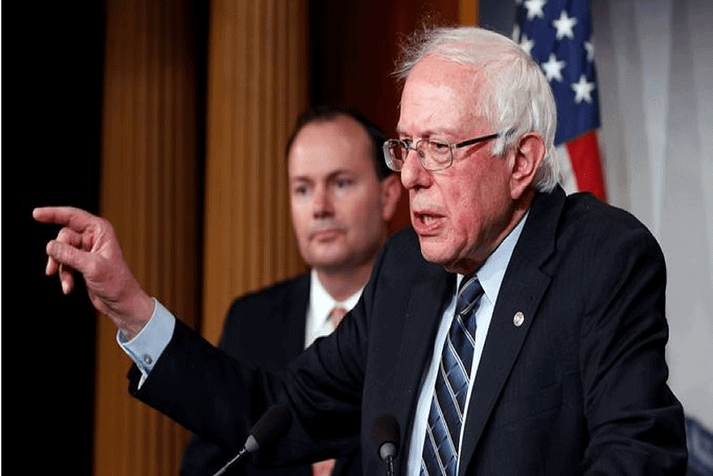 Sanders attacked Russia after Moscow's attempt to strengthen his presidency campaign.