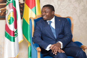 Initial results: Gnassingbe re-elected by an overwhelming majority.