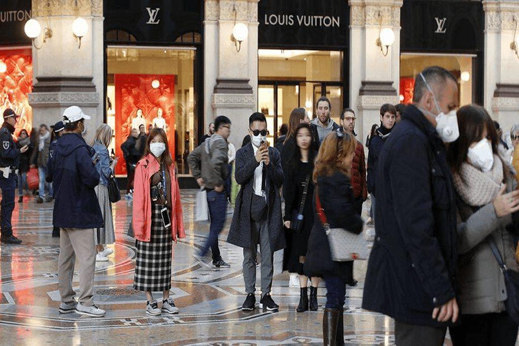 Northern Italy GDP Hit With Coronavirus