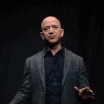 Amazon's founder Jeff Bezos launches initiative and vows $10bn to fight climate crisis