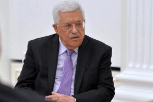 Palestine President Mahmoud Abbas