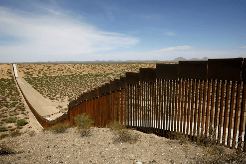 Defense Department Pushes For Mexico Wall Finance With Congress
