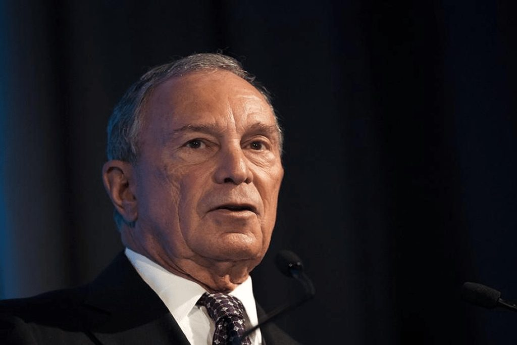 Democrats battle in heated Las Vegas debate with Bloomberg as the prime target