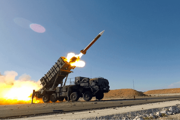 Turkey seeks U.S. Patriot Missiles to secure troops in Syria