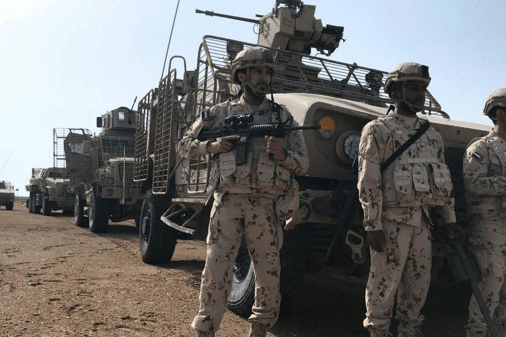 Emirati forces … an eternal imprint in Yemen's memory.