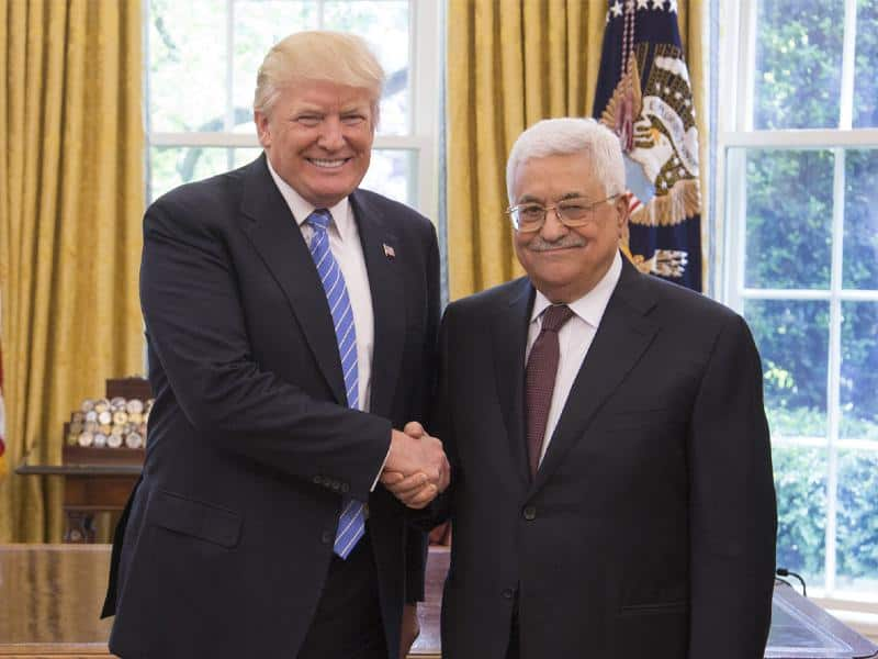 Deal of the century. Palestinian Authority cuts relationship with USA, protests in Amman