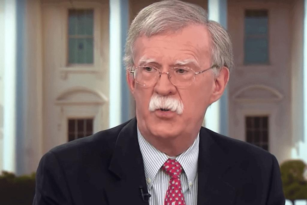 Bolton criticized Trump's policies