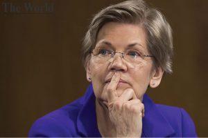 Presidential Election Candidate Elizabeth Warren