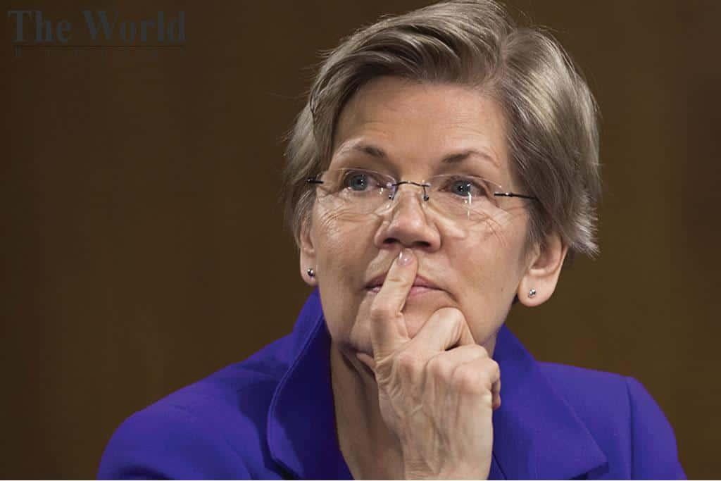Warrens withdrawal from Democratic race, Bidens interest, not Sanders'?