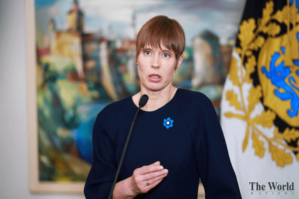 Estonian  President  meets with US Treasury Secretary and IMF Head