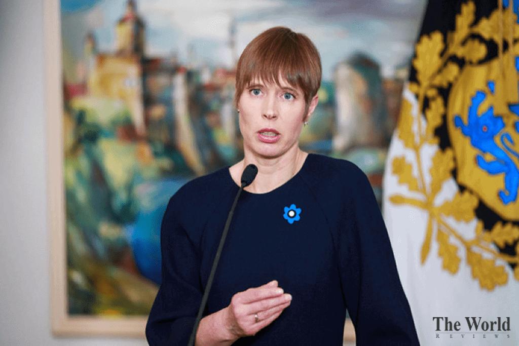 Estonian  President  meets with US Treasury Secretary and IMF Head