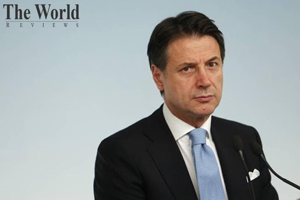 Italian PM Giuseppe Conte announces new restrictive measures to deal with Covid-19