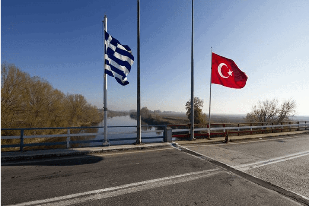 Do you know why Greece tightens control on Turkish border ?