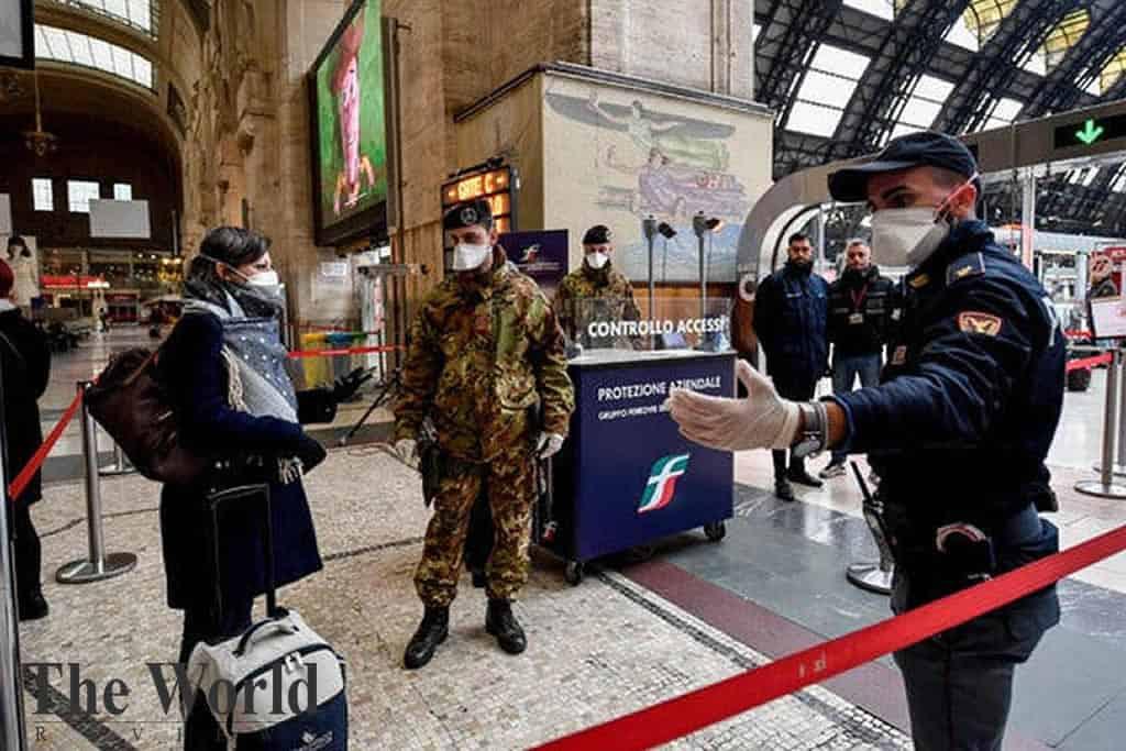 Austria Bans entry of Italian out of fear of coronavirus outbreak