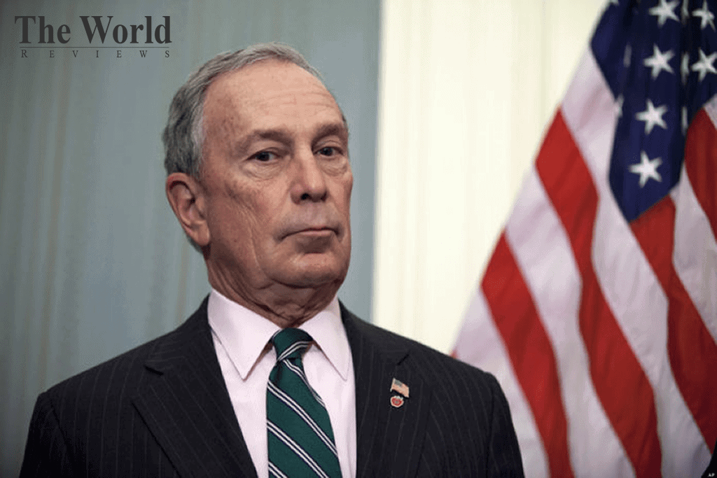 Burning failure for Bloomberg, despite his war gains.