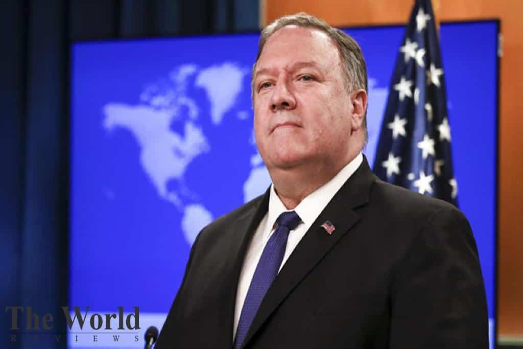 Pompeo ask Iran to liberate US citizens from prisons due to coronavirus outbreak