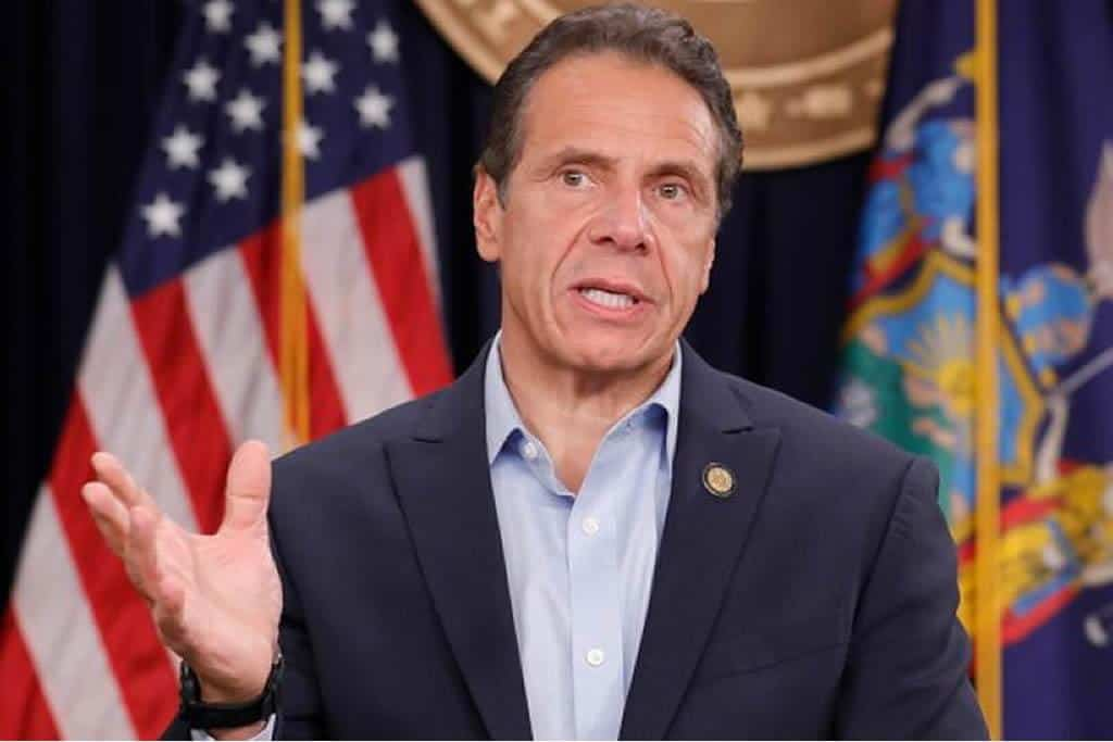 Governor Cuomo urged the President, 'NY needs 30,000 ventilators' as the virus is spreading rapidly
