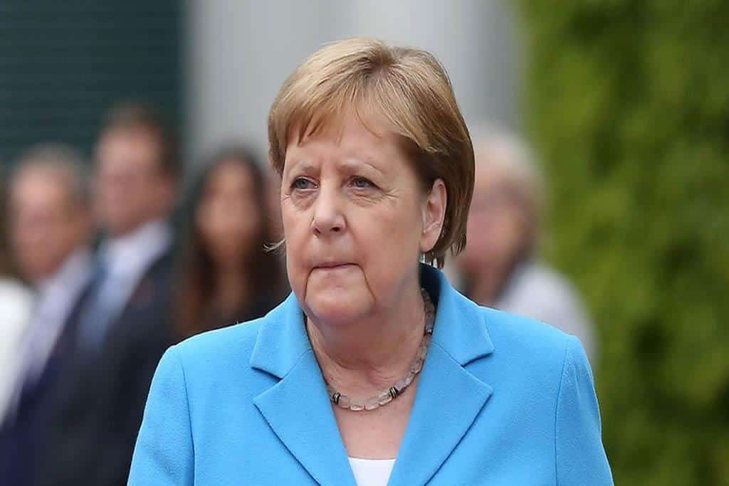 Germany Chancellor in self-quarantine after doctor tests corona positive