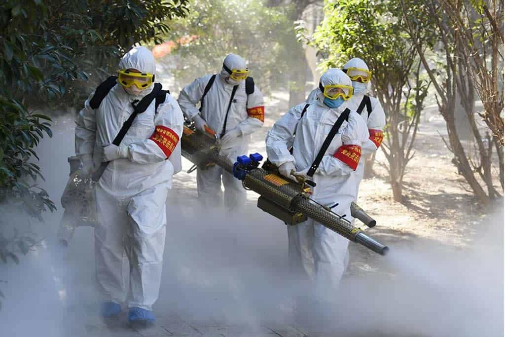 Increasing Coronavirus: Who is to blame?
