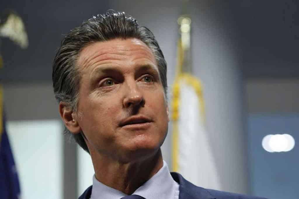 California's Governor, announces statewide order to 'stay home' as corona rise