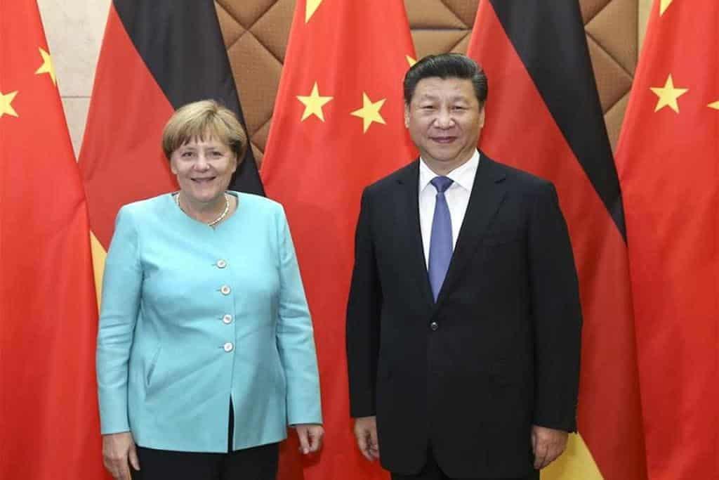 Germany's Strategic Gray Zone With China
