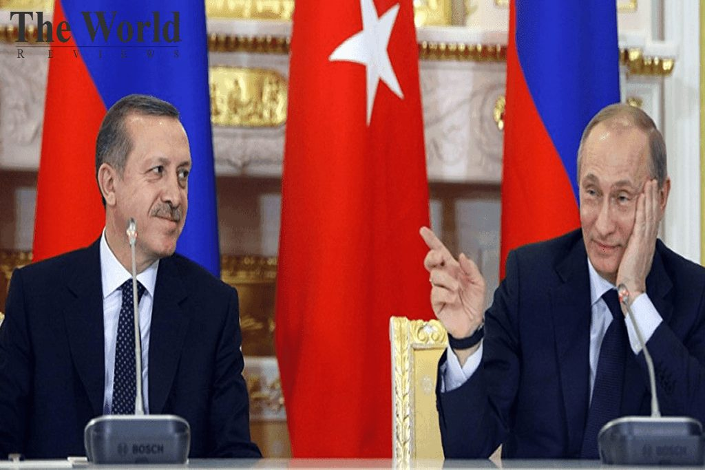 Putin and Erdogan agree on a new ceasefire in Syria