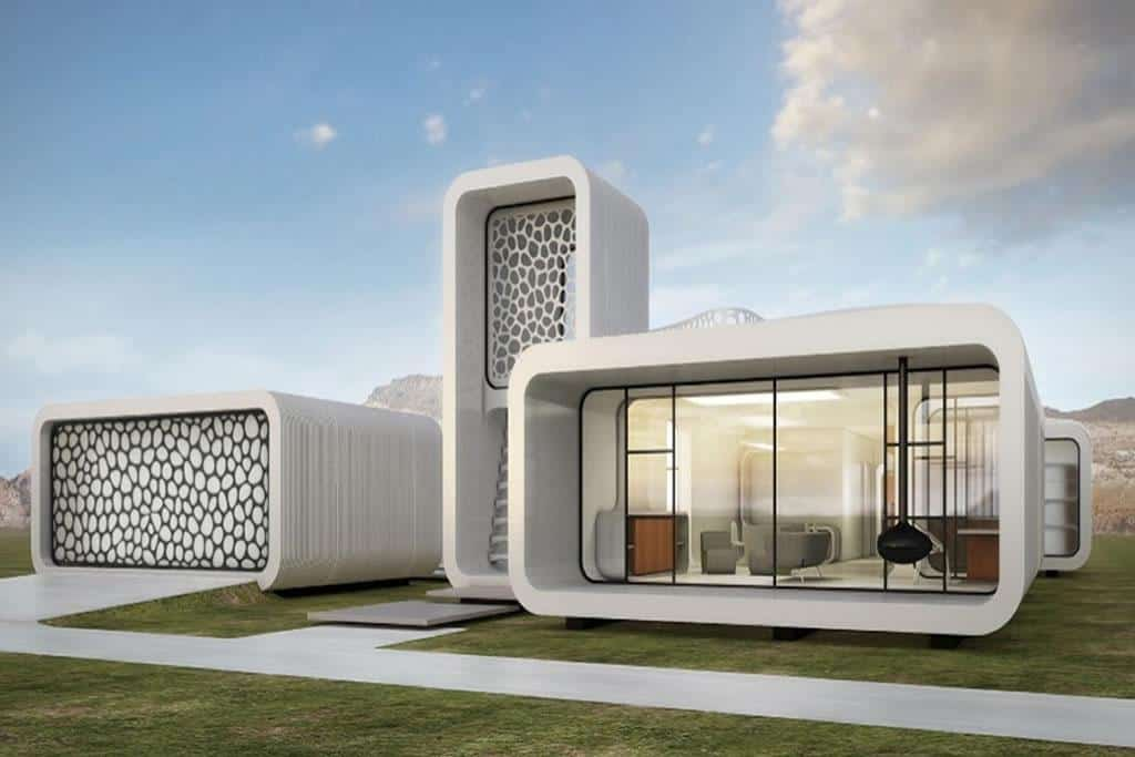 How Dubai Makes Futuristic Buildings Using 3D Printing