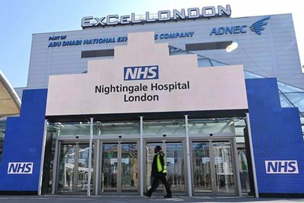 Why Abu Dhabi owner backtracked to charge NHS for Nightingale hospital?