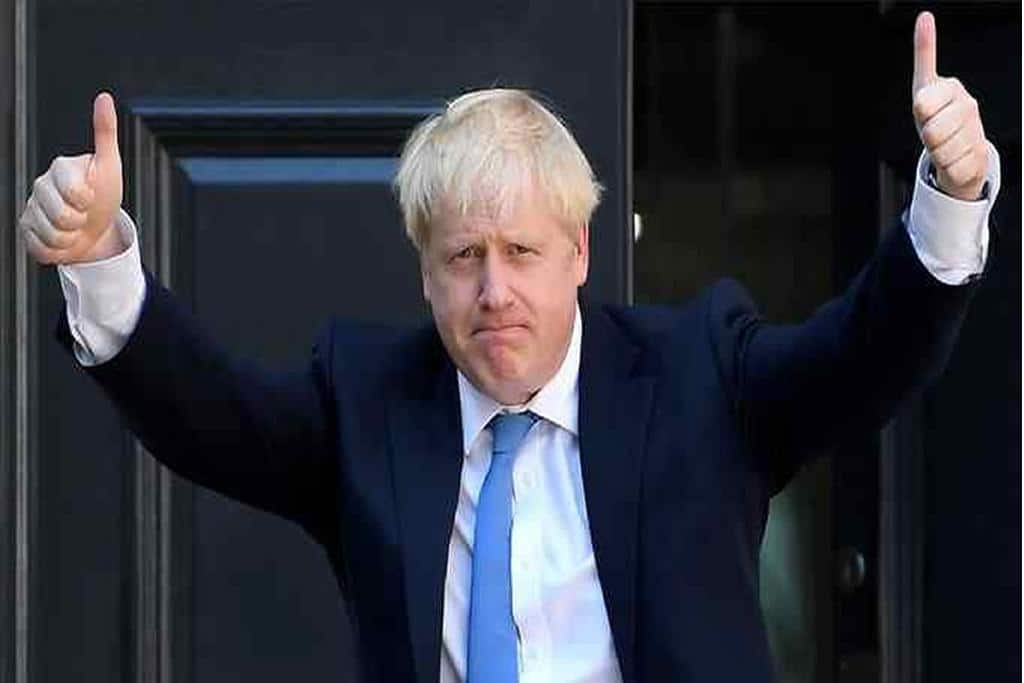 Boris Johnson moved out intensive care but remains in hospital for COVID treatment
