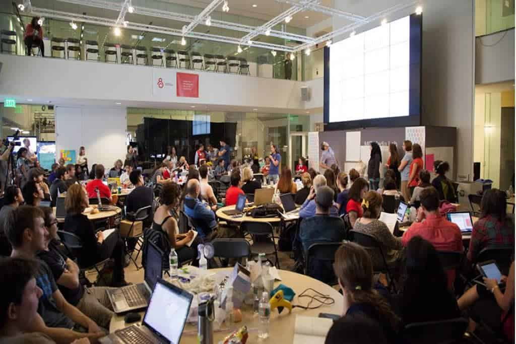 A European hackathon to find innovative solutions to combat COVID-19
