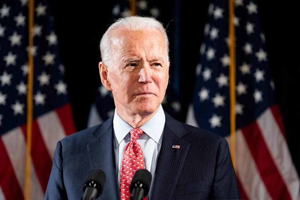 Biden accuses Trump of failing to hold China accountable