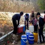 Water is now a major parameter to access conflict in Middle East