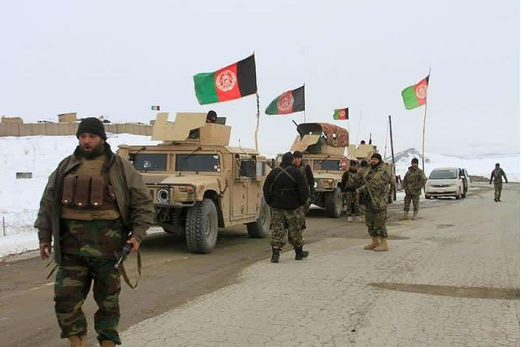 Violent clashes between the Taliban and Afghan government: Dozens Dead