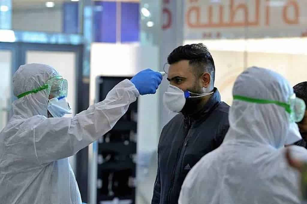 Egypt's doctors are fighting the coronavirus on several fronts