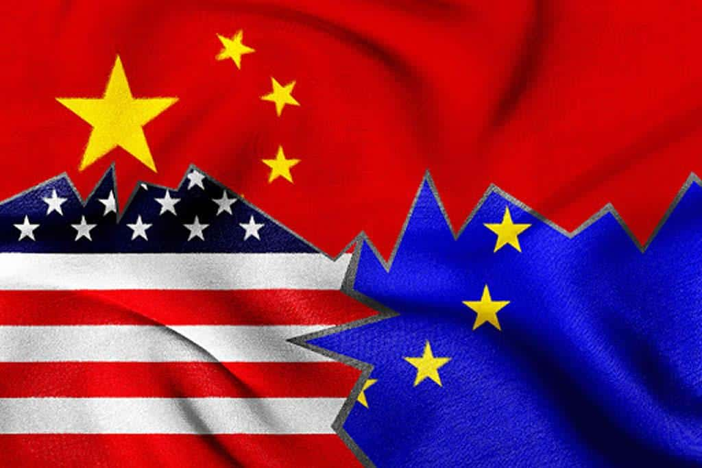 China's Hong Kong law escalates tensions for EU in the world order