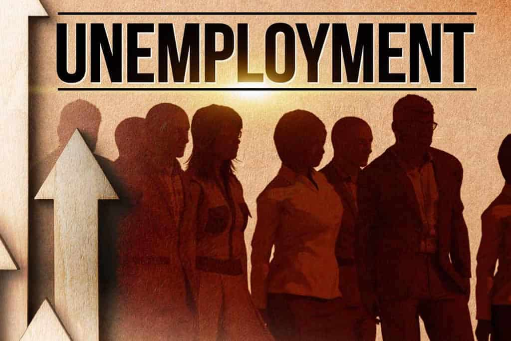 Unemployment in the US surpasses that during the Great Recession