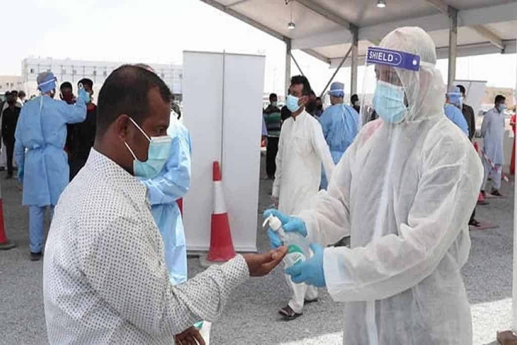 How the Emirates protect workers amid coronavirus