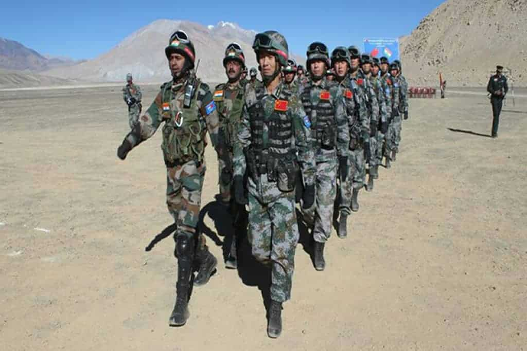 Chinese troops are increasingly transgressing into Indian territories: Report