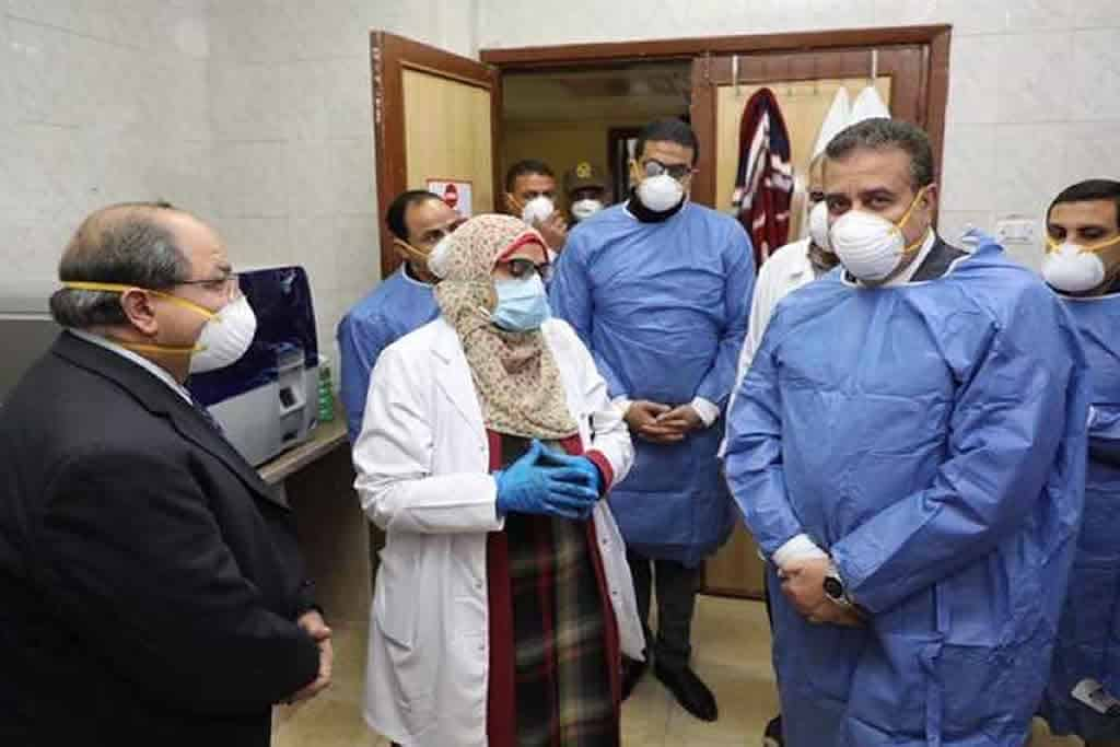 Corona Pandemic: Doctors in Egypt warn healthcare system might 'collapse'
