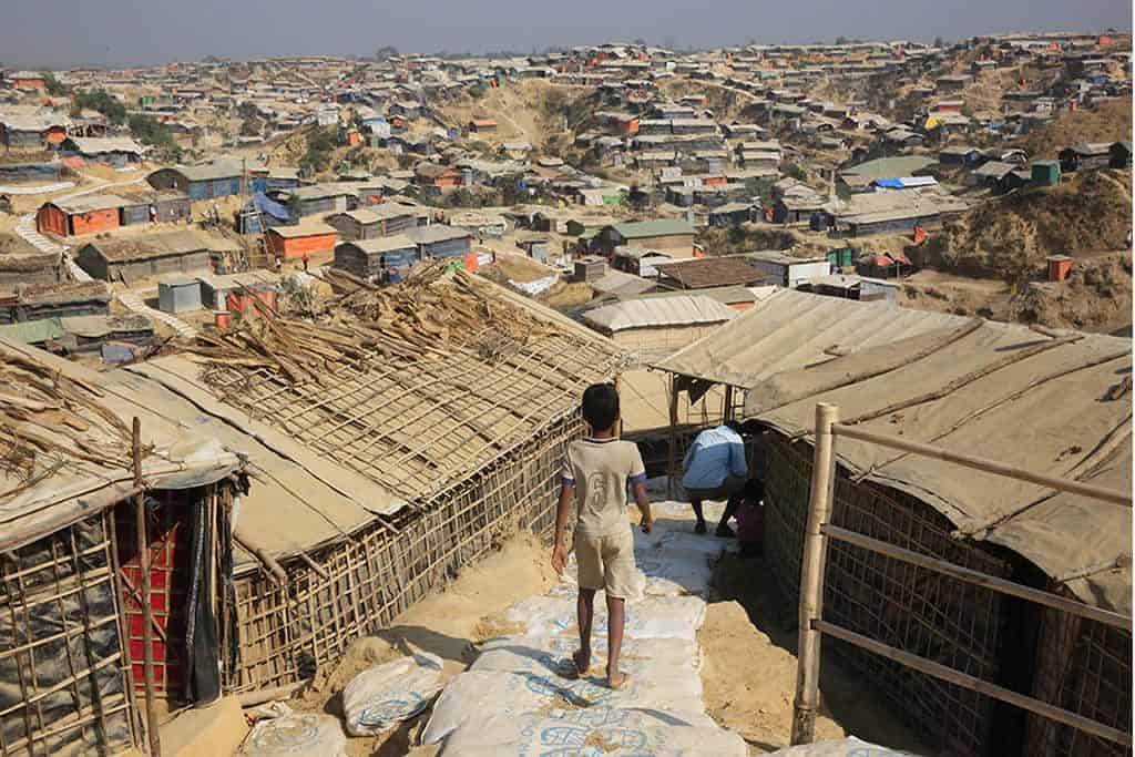 Bangladesh, Malaysia and Myanmar are using the COVID-19 emergency as an excuse to prevent Rohingya entering their countries