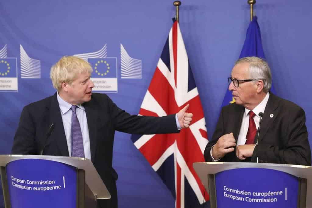 Brexit Talks – Crucial UK-EU talks begin ahead of June summit