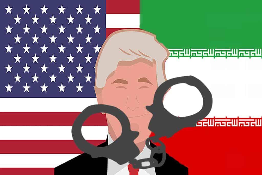 Iran to arrest Trump - Home