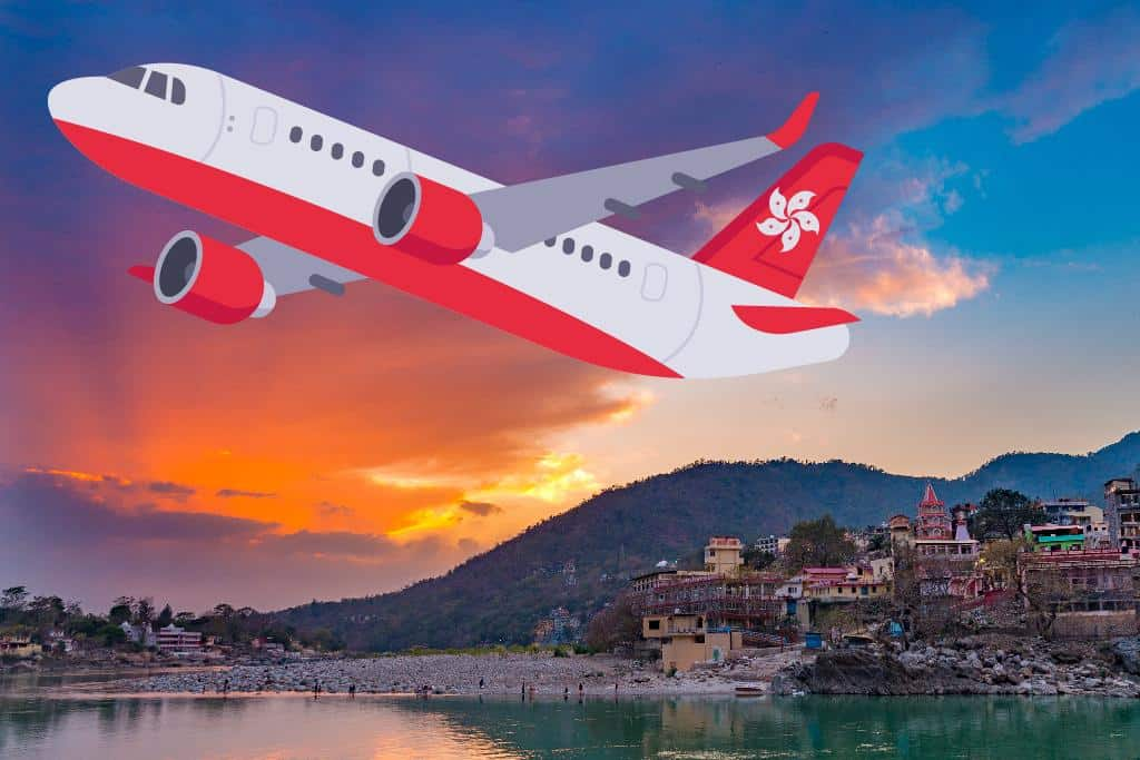 Hong Kong residents in India to be flown out