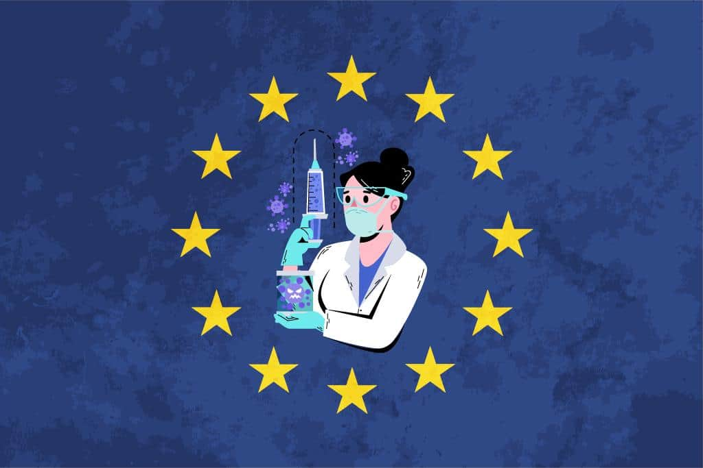 EU allow COVID-19 vaccines and treatments to be developed more quickly