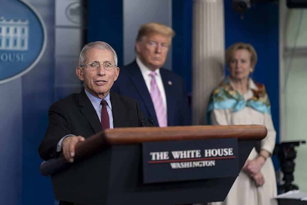 """The White House Vs Anthony S. Fauci, """"Let's stop this nonsense"""" the expert says"""
